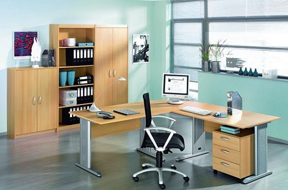 m belprogramm b ro aktion buche g nstig kaufen b ttcher ag. Black Bedroom Furniture Sets. Home Design Ideas