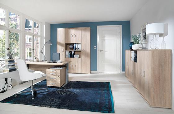 m belprogramm b ro combi wildeiche g nstig kaufen b ttcher ag. Black Bedroom Furniture Sets. Home Design Ideas