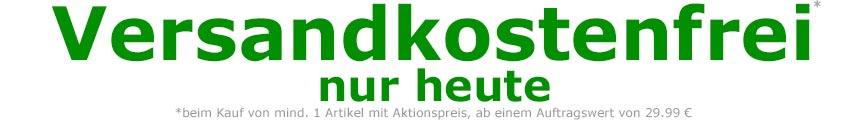 Banner Versandkostenfrei ab