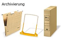 Shop Archivierung