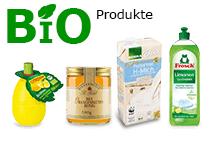 Shop Bio Produkte