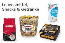 Shop Snacks & Getränke