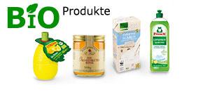 Themenshop Bio Produkte
