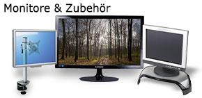 Themenshop Monitore & Zubehör