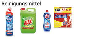Themenshop Reinigungsmittel