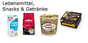Themenshop Snacks & Getränke